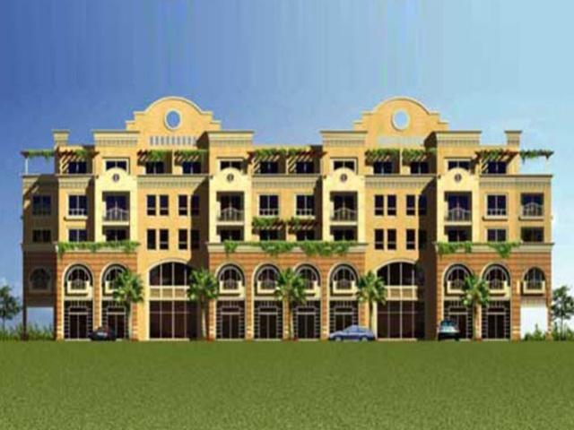 Emirates Gardens, Apartment