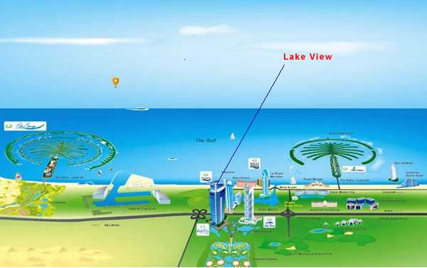 Lake View, Office