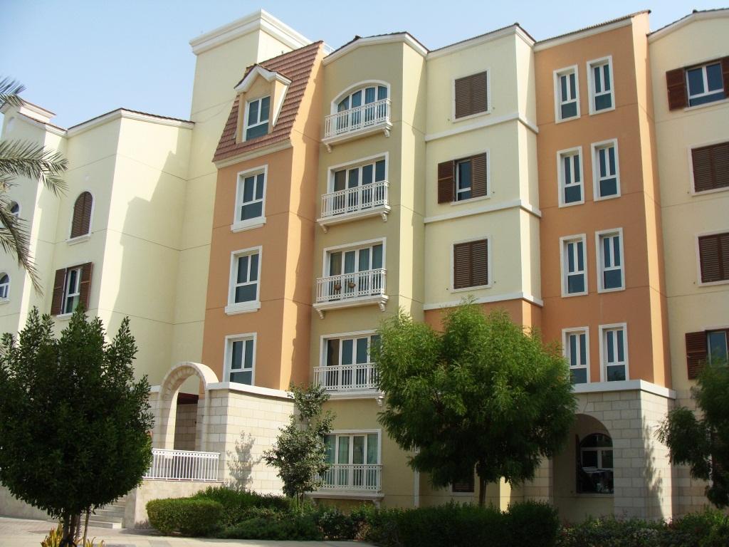 Mediterranean, Apartment